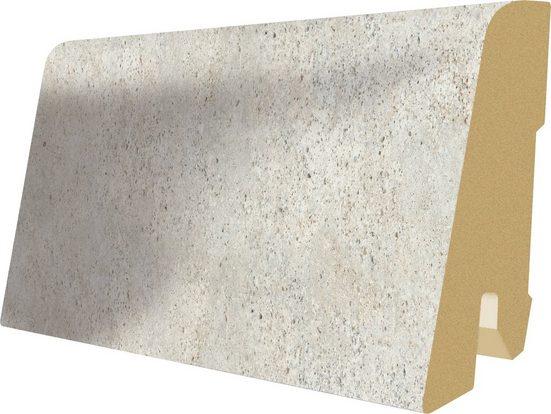 EGGER Sockelleiste »L469 - Quincy Sandstein«, 6 cm Sockelhöhe, 240 cm Länge