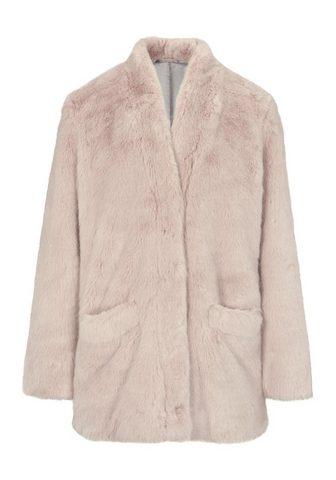 HEINE CASUAL vilnonis paltas su kišenė