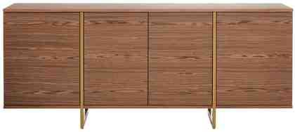 Guido Maria Kretschmer Home&Living Sideboard »Culemeyer«, im trendigen Design, Breite 180 cm
