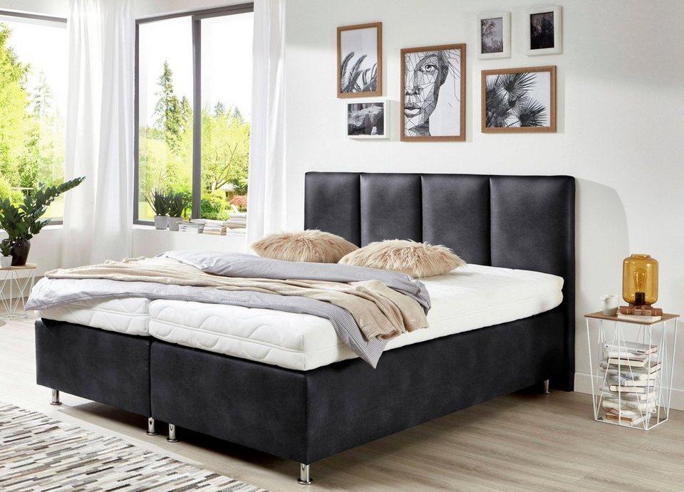 westfalia schlafkomfort boxspringbett in diversen ausf hrungen online kaufen otto. Black Bedroom Furniture Sets. Home Design Ideas