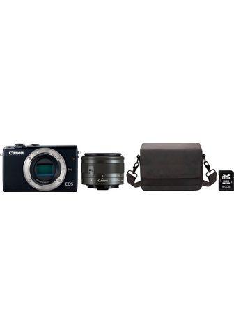 CANON »EOS-M100 15-45mm IS« Sisteminis fotoa...
