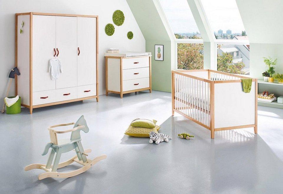 Pinolino Babyzimmer Set (3 Tlg.), Kinderzimmer, »Calimero,