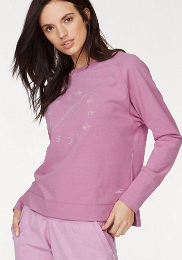 Venice Beach Sweatshirt »Richi« mit Logo-Print