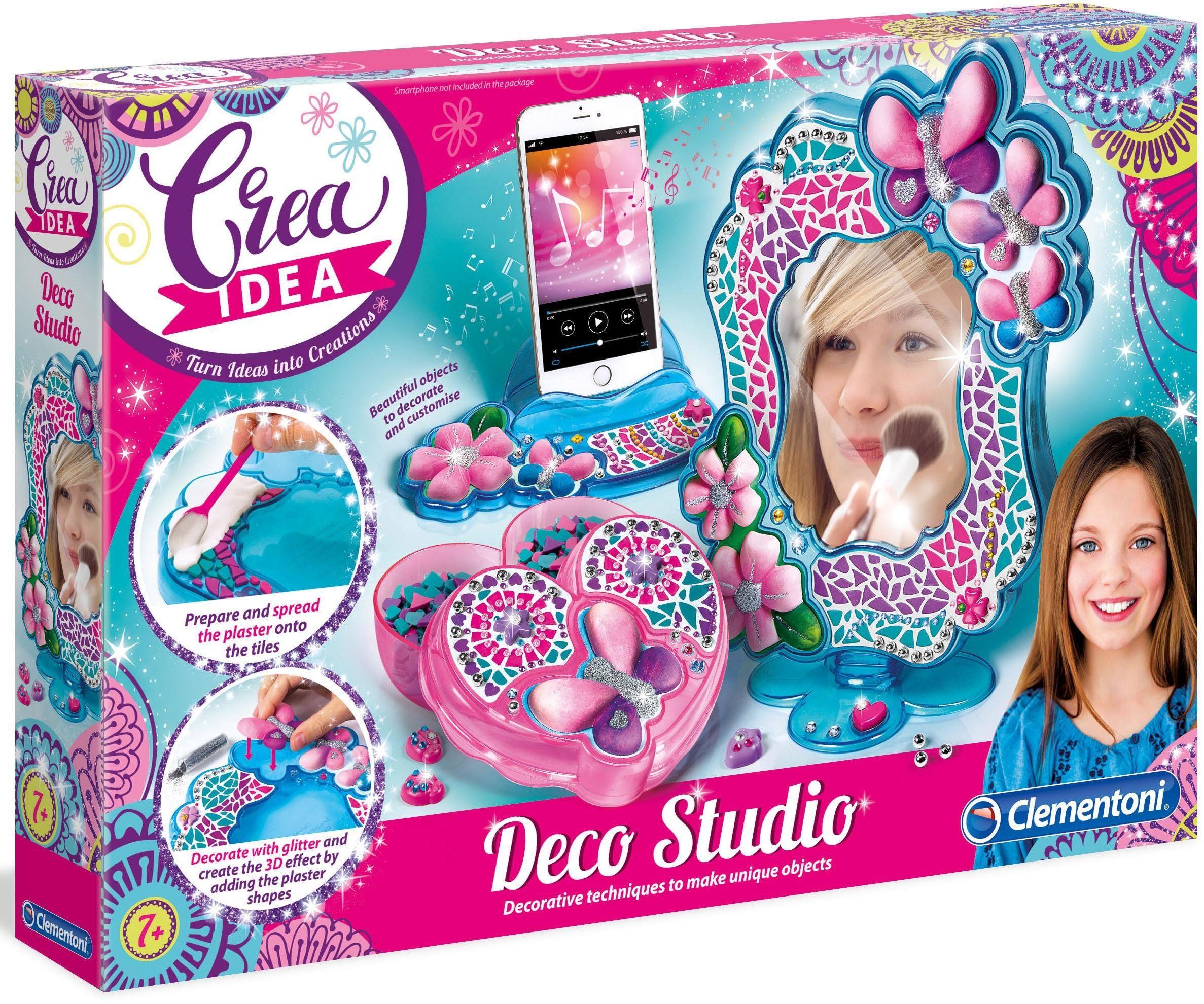 Clementoni Kreativset, »Crea Idea - Deko Studio«