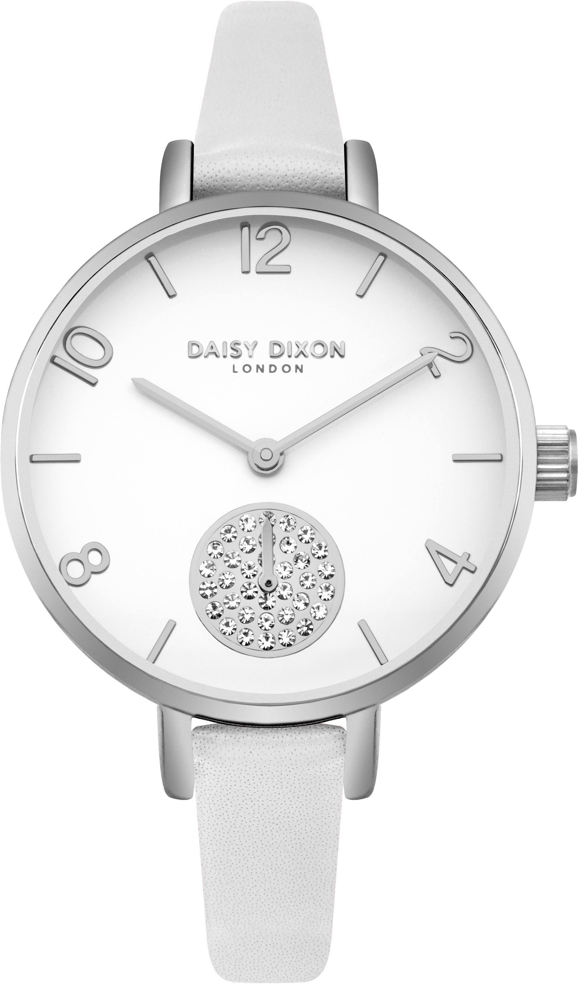 DAISY DIXON Quarzuhr »ALICE, DD075WS« mit kleiner Sekunde