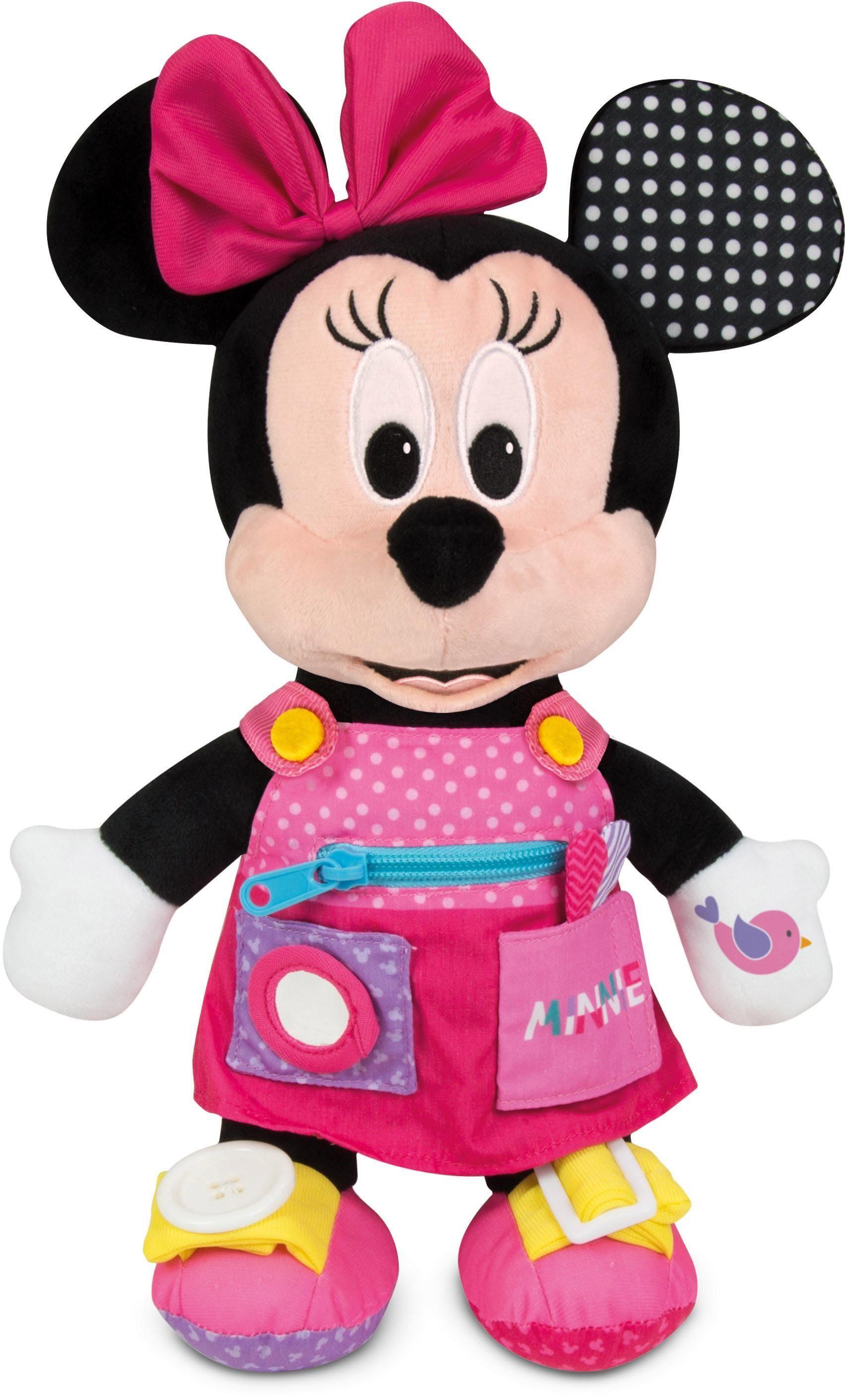 Clementoni Plüschfigur, »Baby, Disney Baby Plüsch-Minnie«