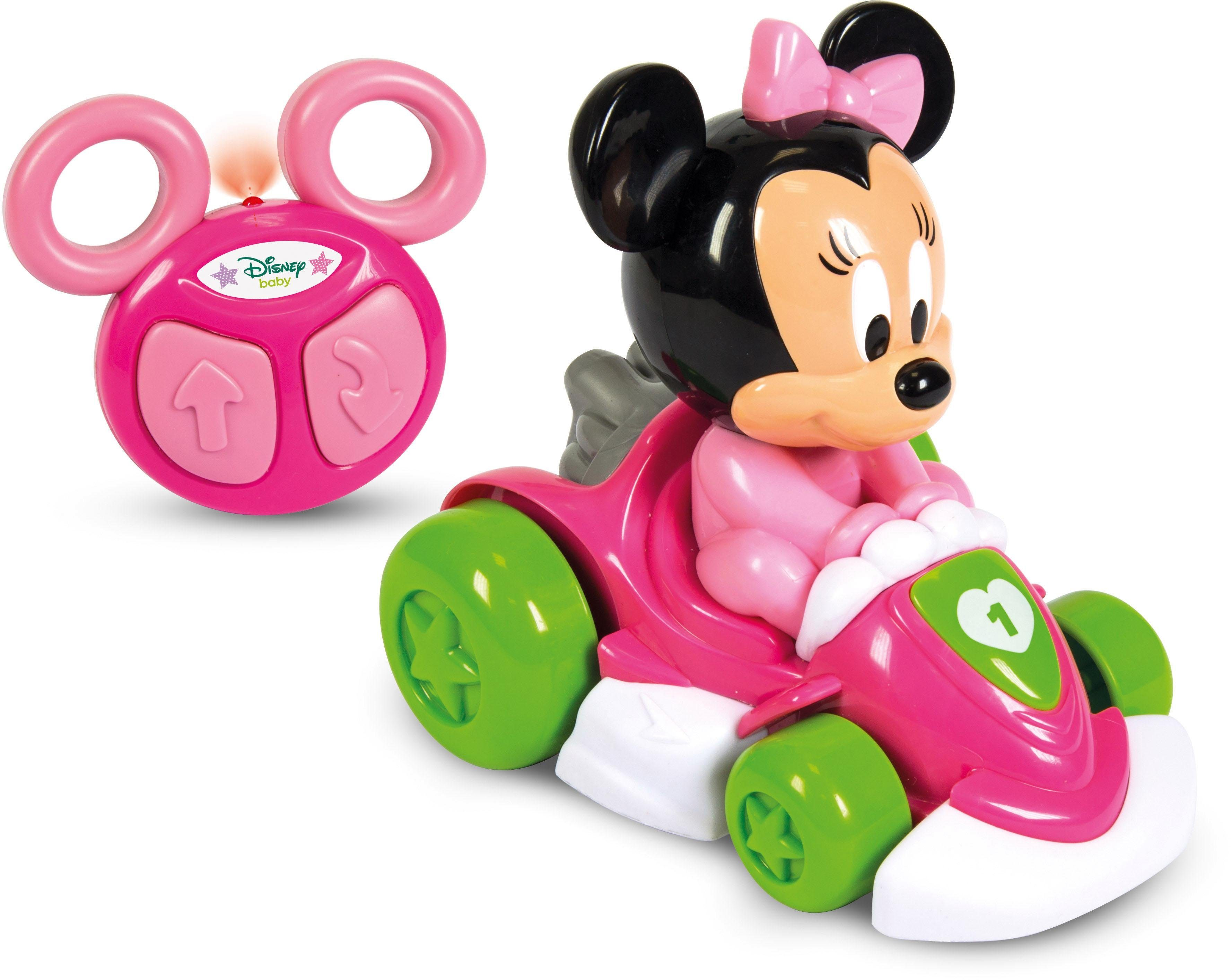 Clementoni RC Auto , »Baby, Baby Minnie Ferngesteuertes Go-Kart«