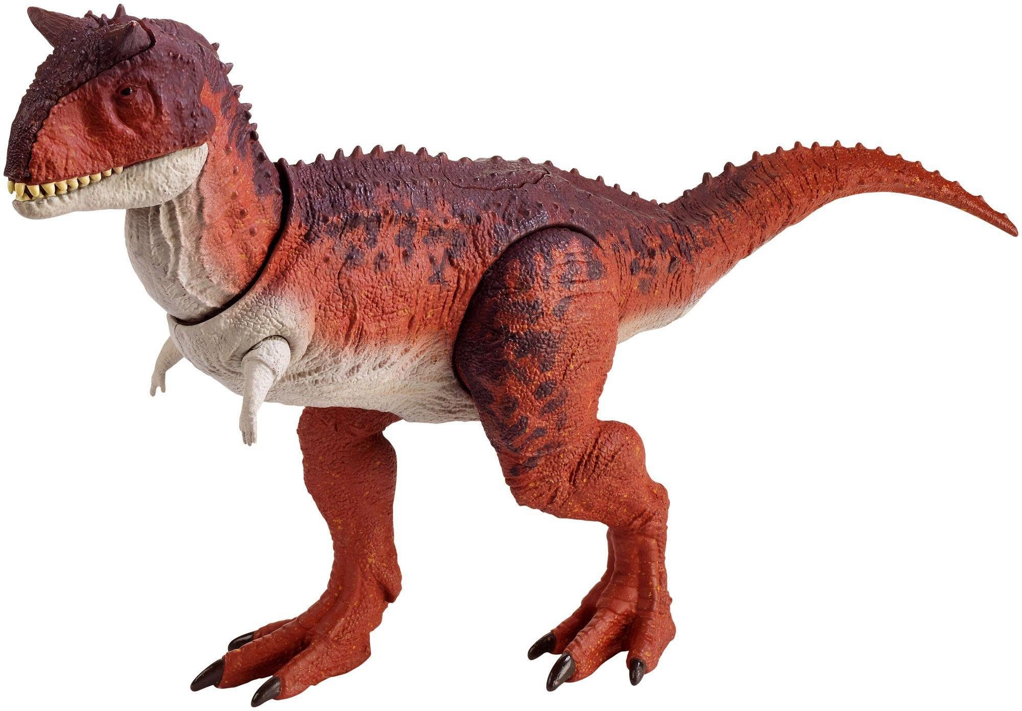 Mattel Spielfigur, »Jurassic World Action-Attacke Carnotaurus«