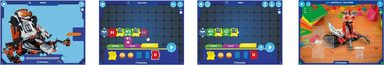 Clementoni Konstruktionsset,  Galileo - online Construction Challenge Robomaker  online - kaufen 981089