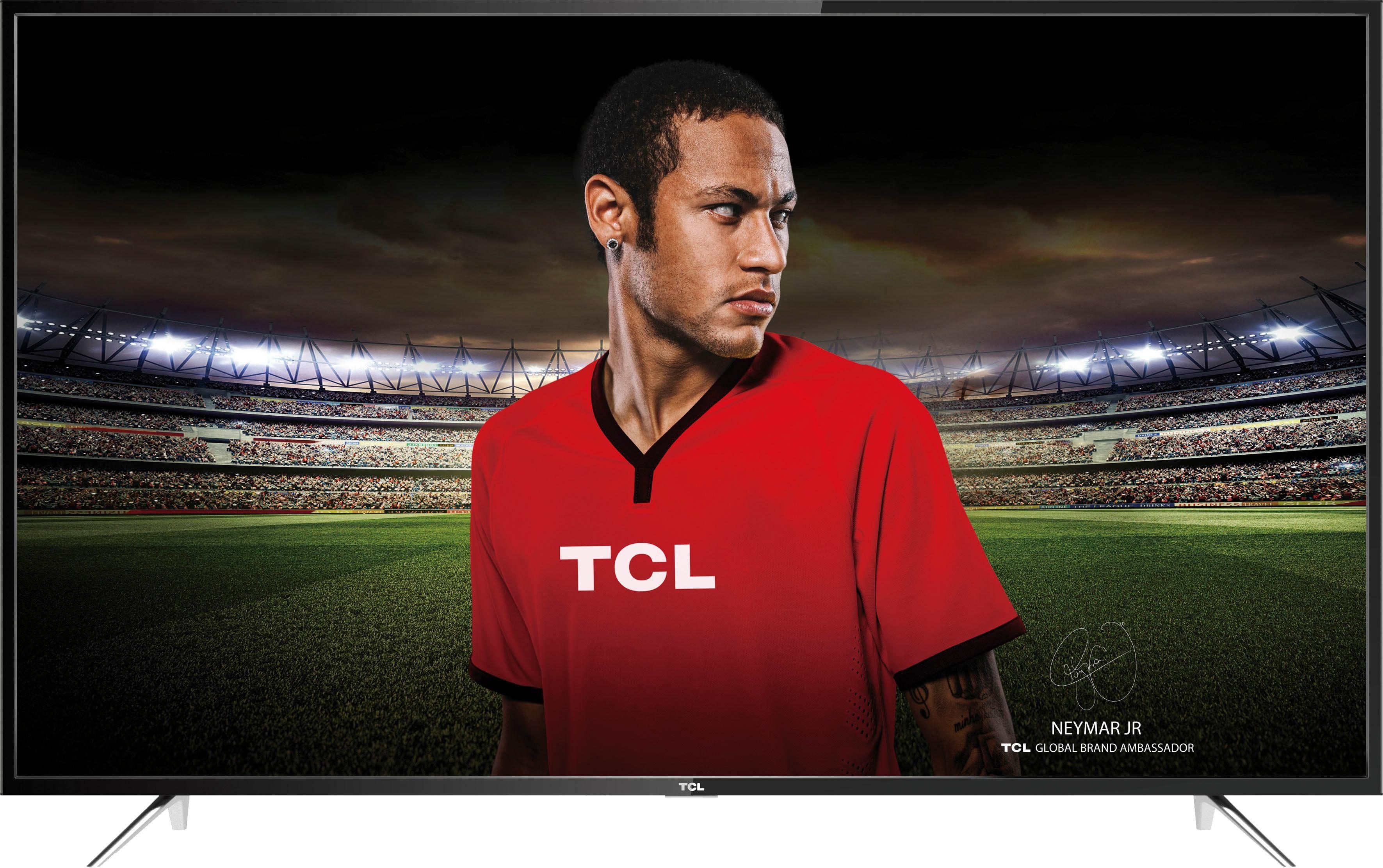 TCL U55P6066 LED-Fernseher (55 Zoll, 4K Ultra HD, Smart-TV)