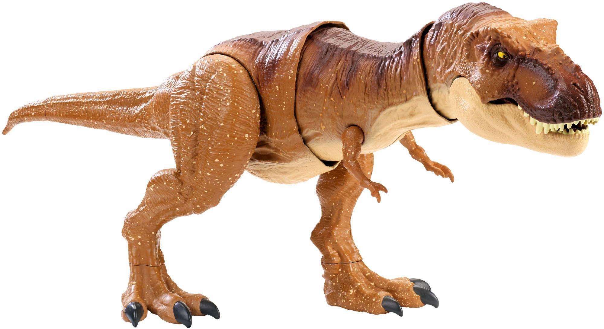 Mattel Spielfigur, »Jurassic World Schleuderaction Tyrannosaurus Rex«