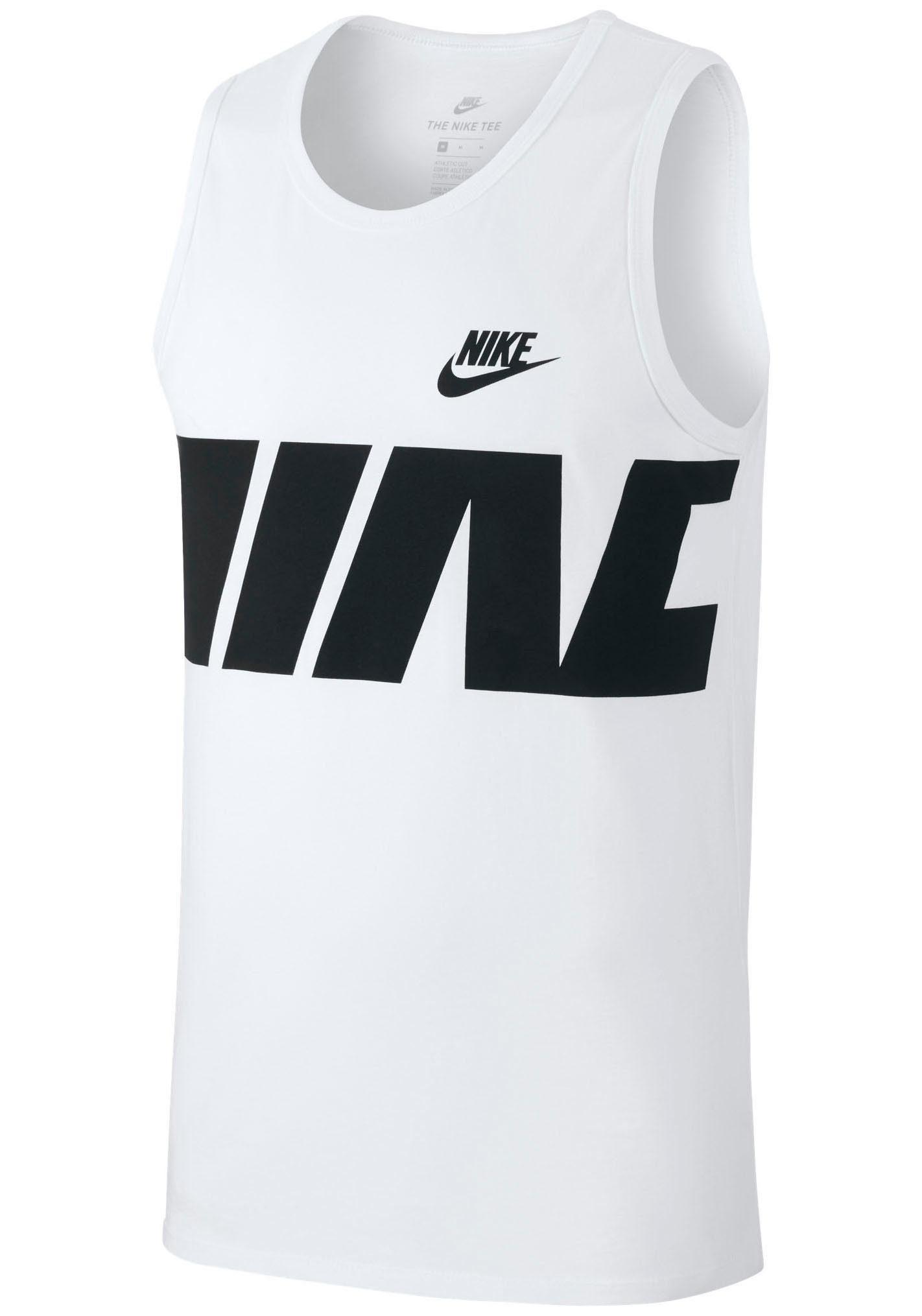 Nike M NSW TANK HYBRID 2
