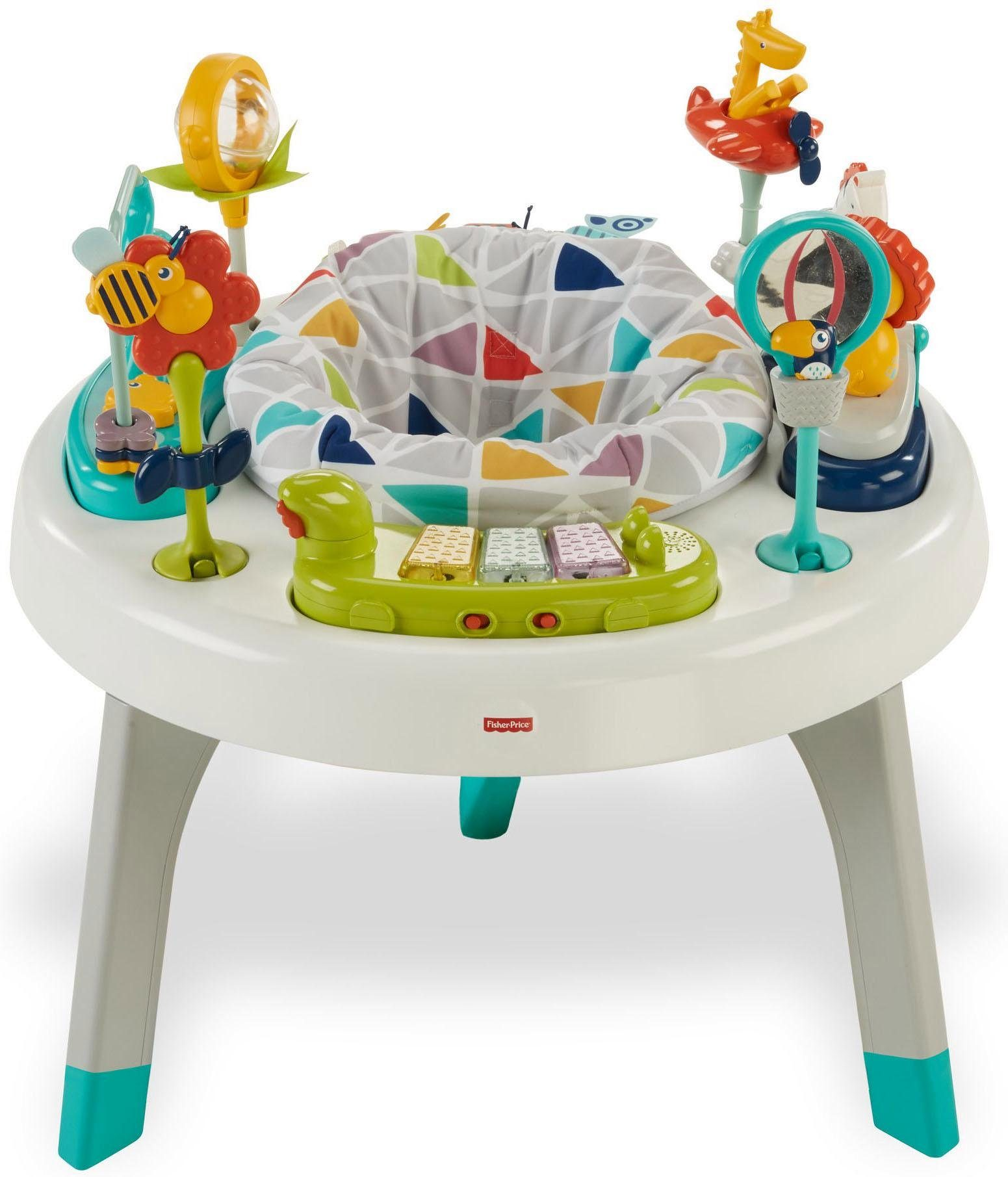 Fisher Price Lernspielzeug, »2-in-1 Activity Spielcenter «