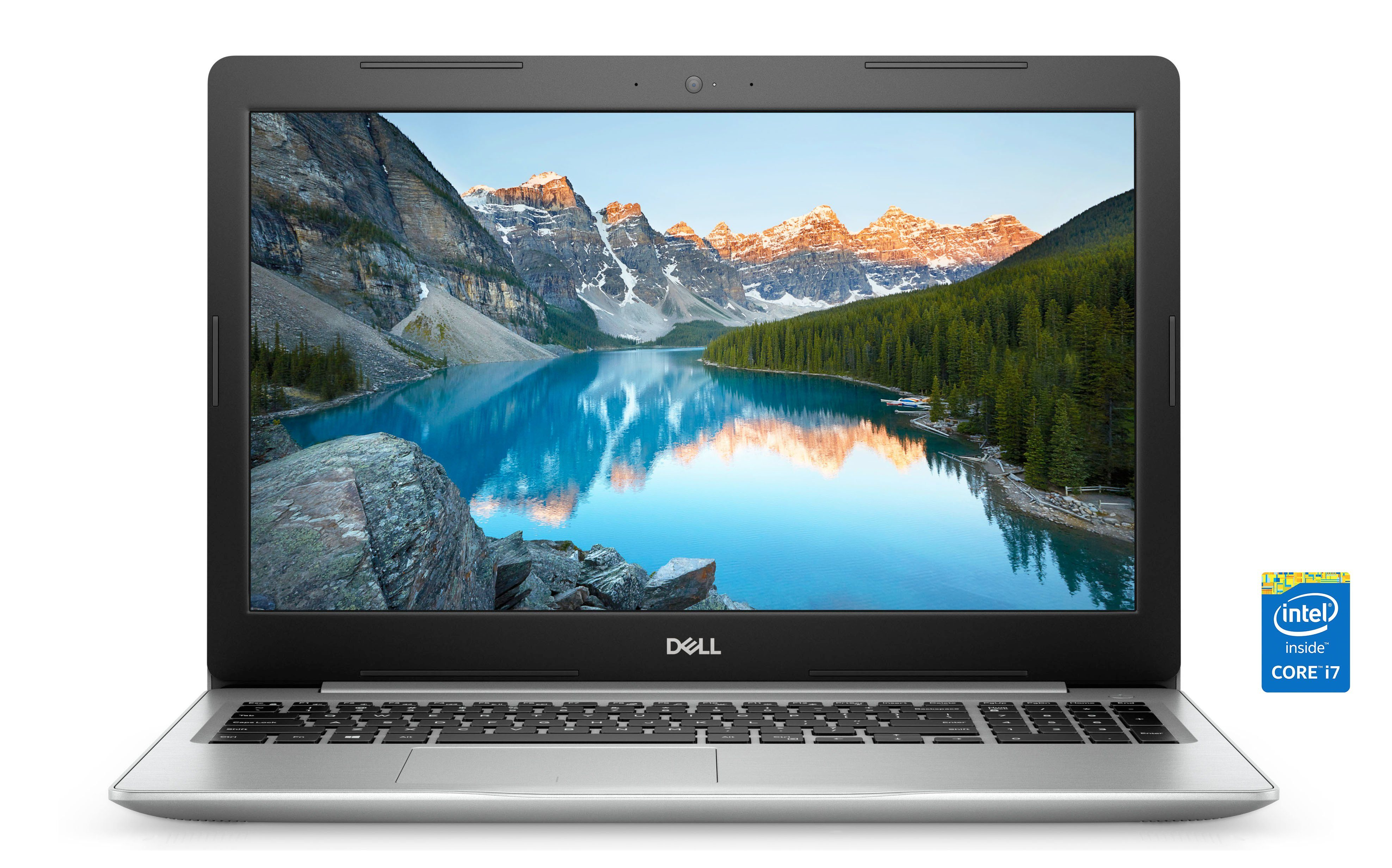 Dell EMC Business & Professional »INSPIRON15 5570 SILVER I7-8550«