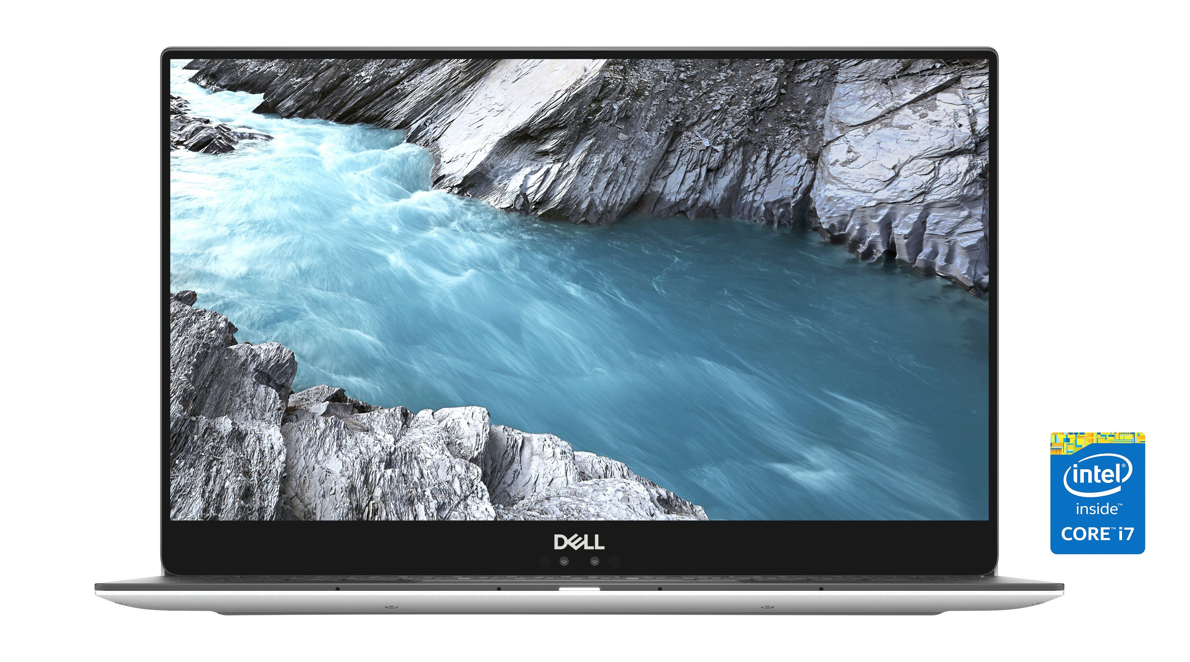Dell EMC Business & Professional »XPS 13 9370 SILVER I7-8550«