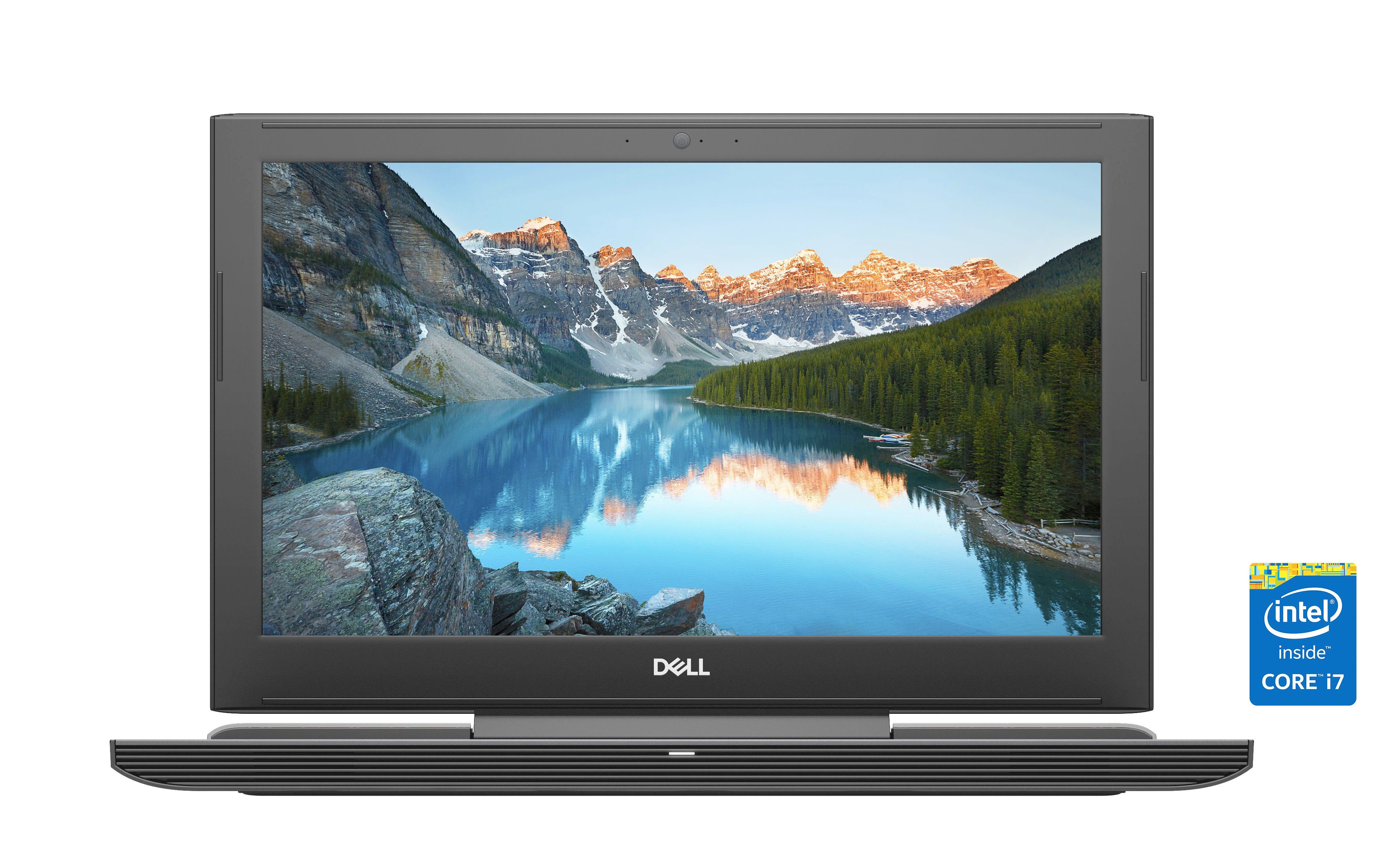Dell EMC Business & Professional »INSPIRON15 7577 BLACK I7-7700«