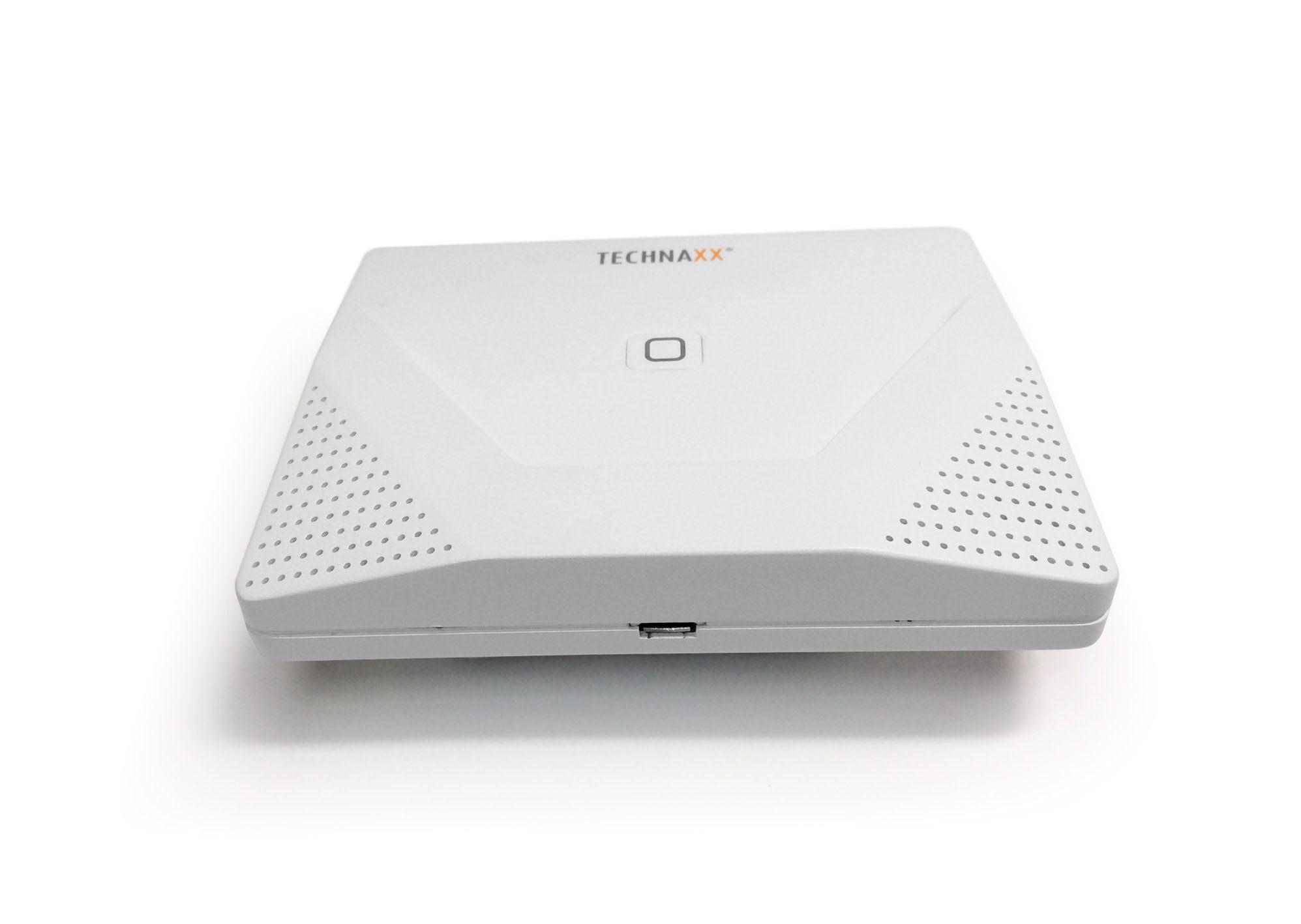 Technaxx Überwachungskamera »Technaxx WiFi Smart Alarm System Starter Kit TX-84«