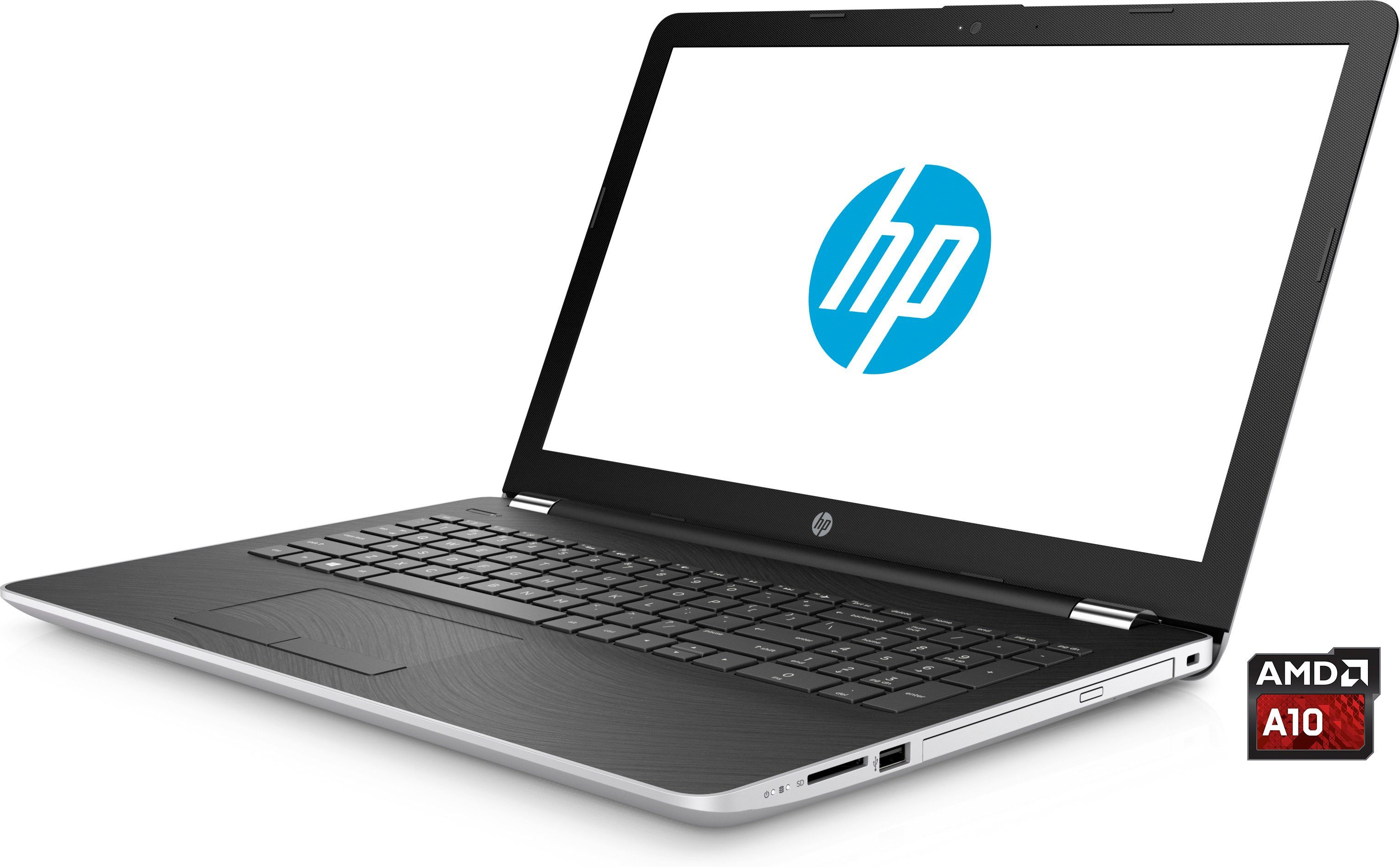 HP Home & Multimedia »15-BW003NG A10-9620P 8GB 265 SSD«