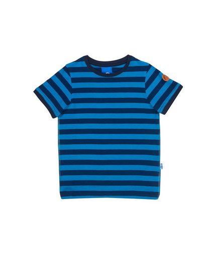 Finkid T-Shirt in schöner Ringel-Optik »Renkaat«