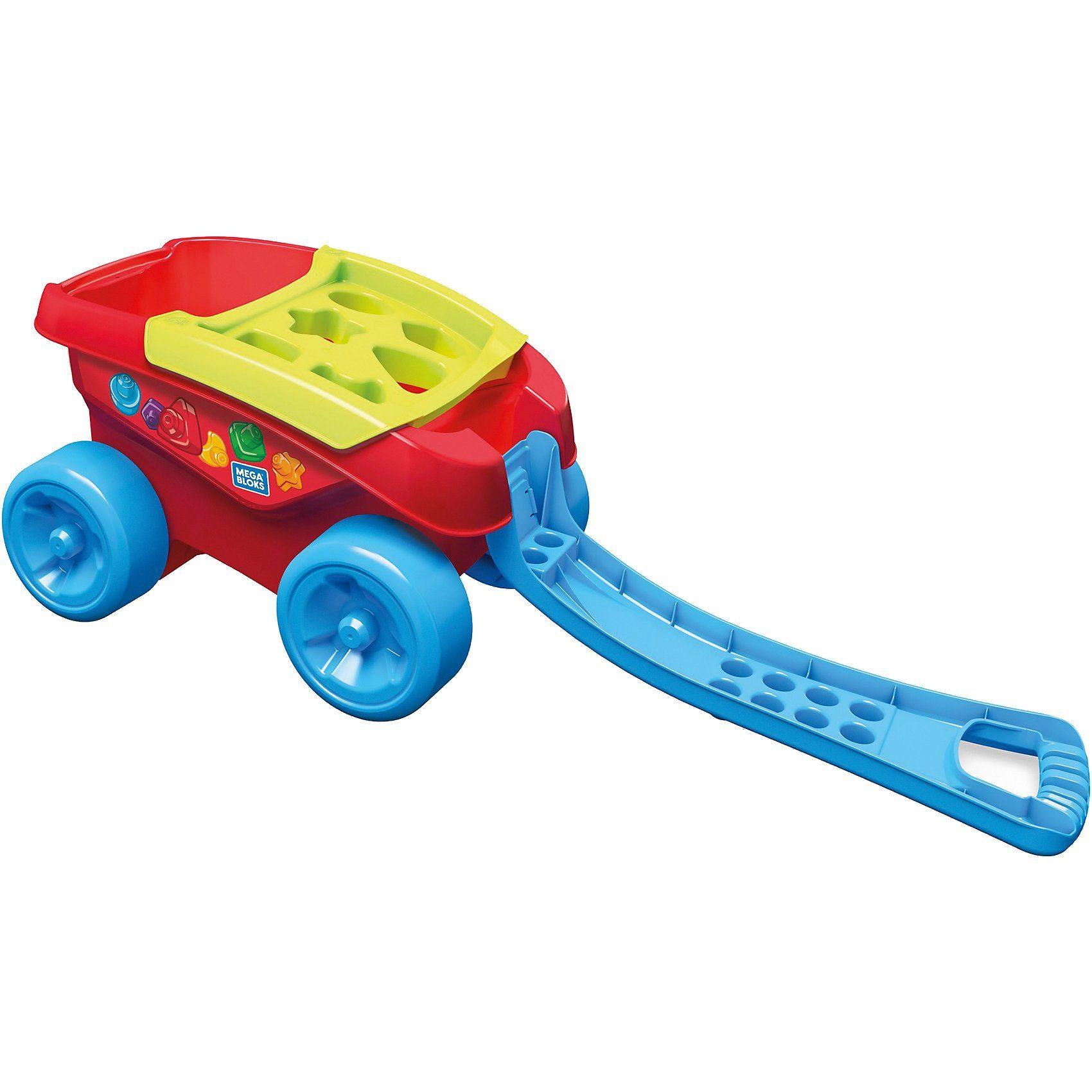 Mattel® Mega Bloks Bausteinwagen bunt (25 Teile)