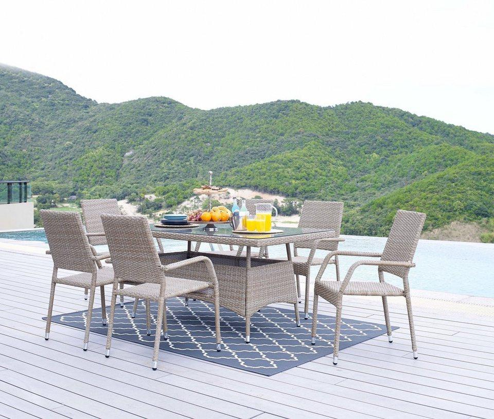 hti line terrassenm bel valetta online kaufen otto. Black Bedroom Furniture Sets. Home Design Ideas