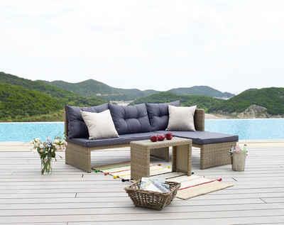 Gartenmöbel-Set kaufen » Gartengarnitur & Gartensitzgruppe | OTTO