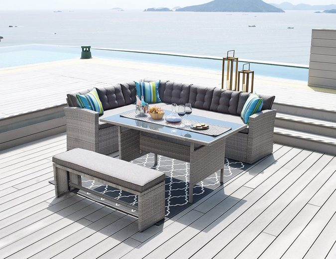 HTI-Line Terrassenmöbel »Elba«