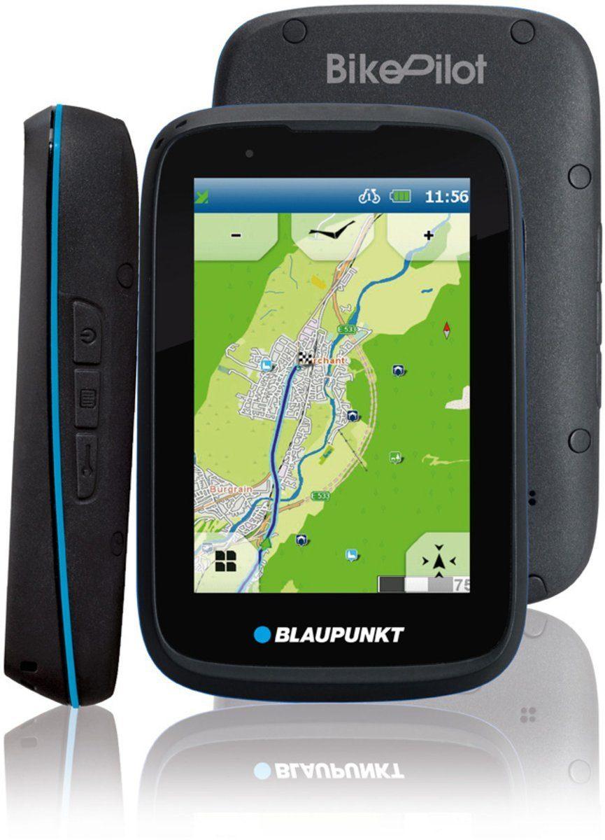 Blaupunkt Outdoor-Navigationsgerät »BikePilot²«