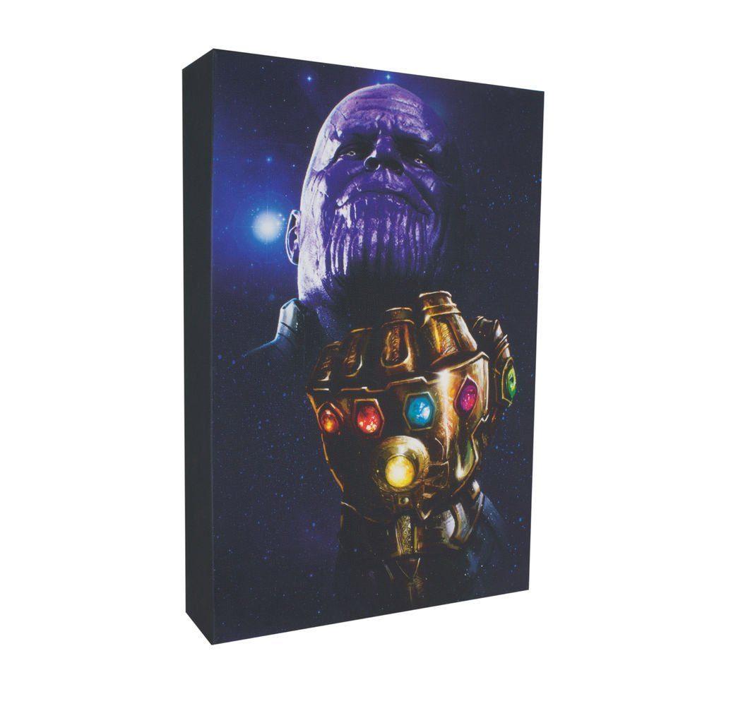 Paladone Fanartikel »Marvel Infinity War Luminart Leuchte«