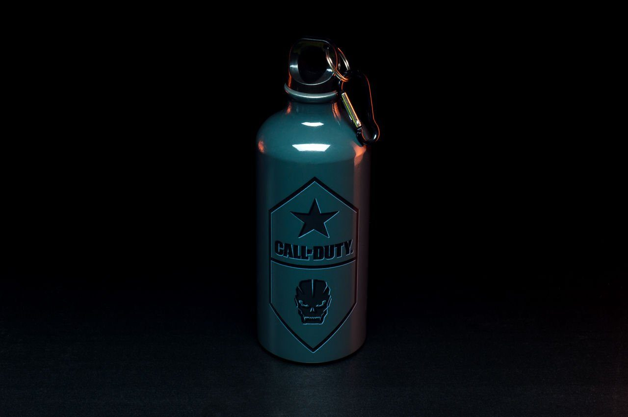 Paladone Fanartikel »Call of Duty Trinkflasche 600ml«
