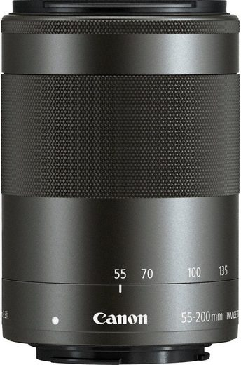 Canon »EF-M55-200MM F4.5-6.3 IS STM« Zoomobjektiv
