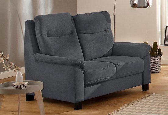 Home affaire 2-Sitzer »Bocca«, mit Federkern, incl. Kopfteilverstellung