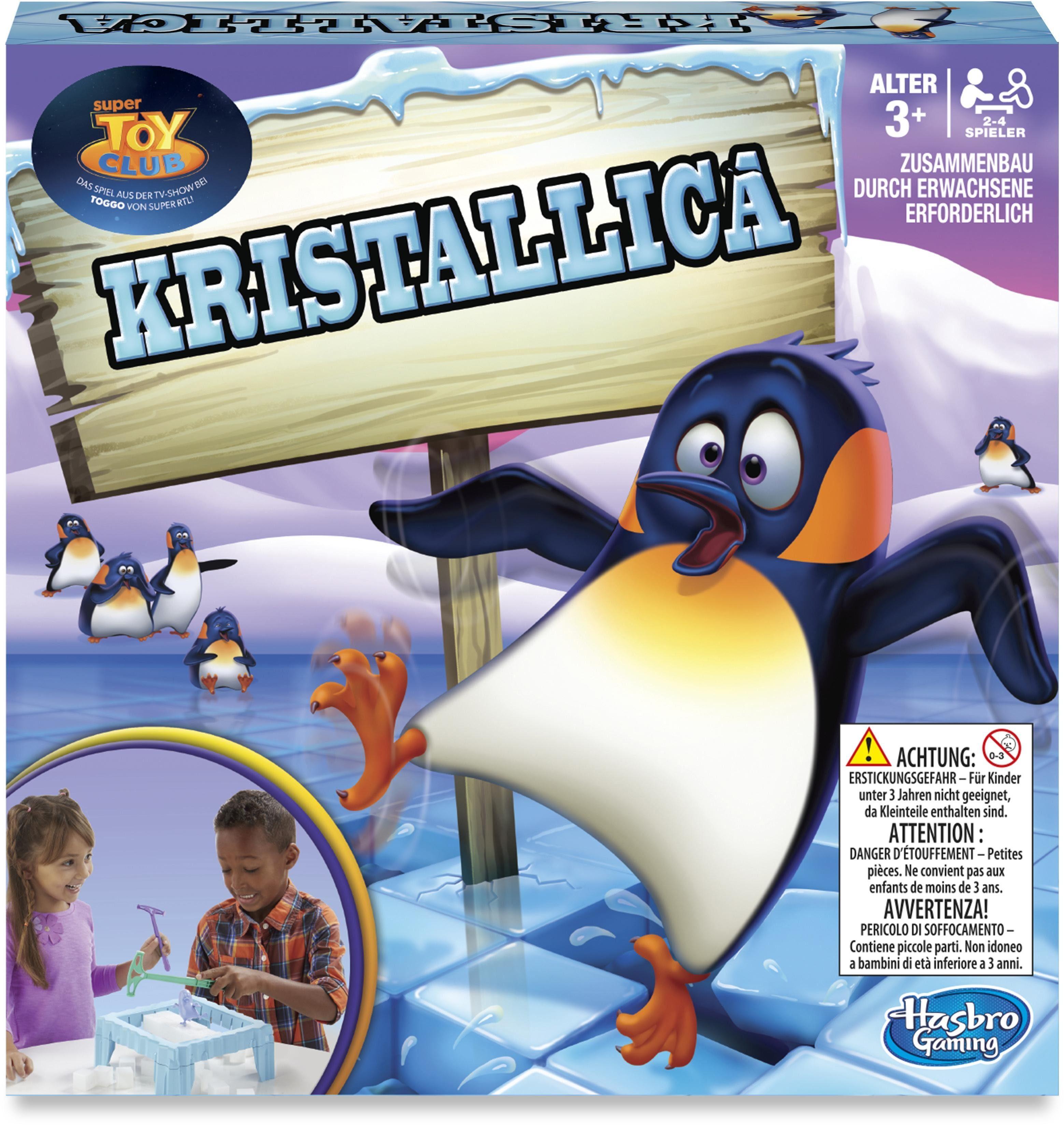Hasbro Kinderspiel, »Kristallica«