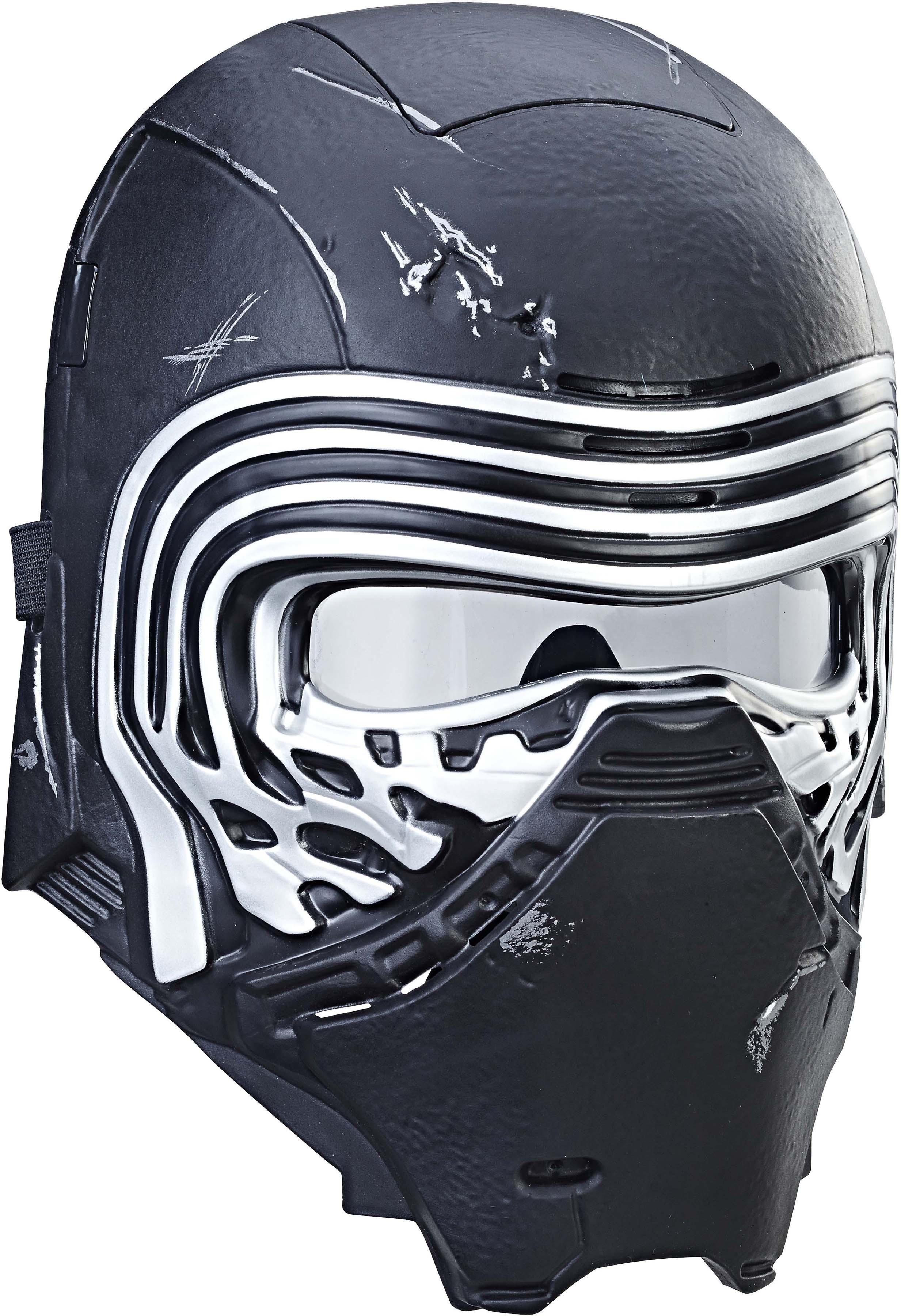 Hasbro Kostümzubehör, »Star Wars™ Episode 8, Kylo Ren elektronische Maske mit Stimmenverzerrer«