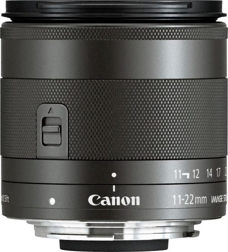 Canon »EF-M11-22MM F4-5.6IS STM« Ultra-Weitwinkelobjektiv