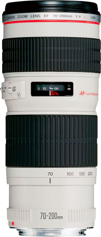 Canon »EF70-200MM F4L USM« Zoomobjektiv