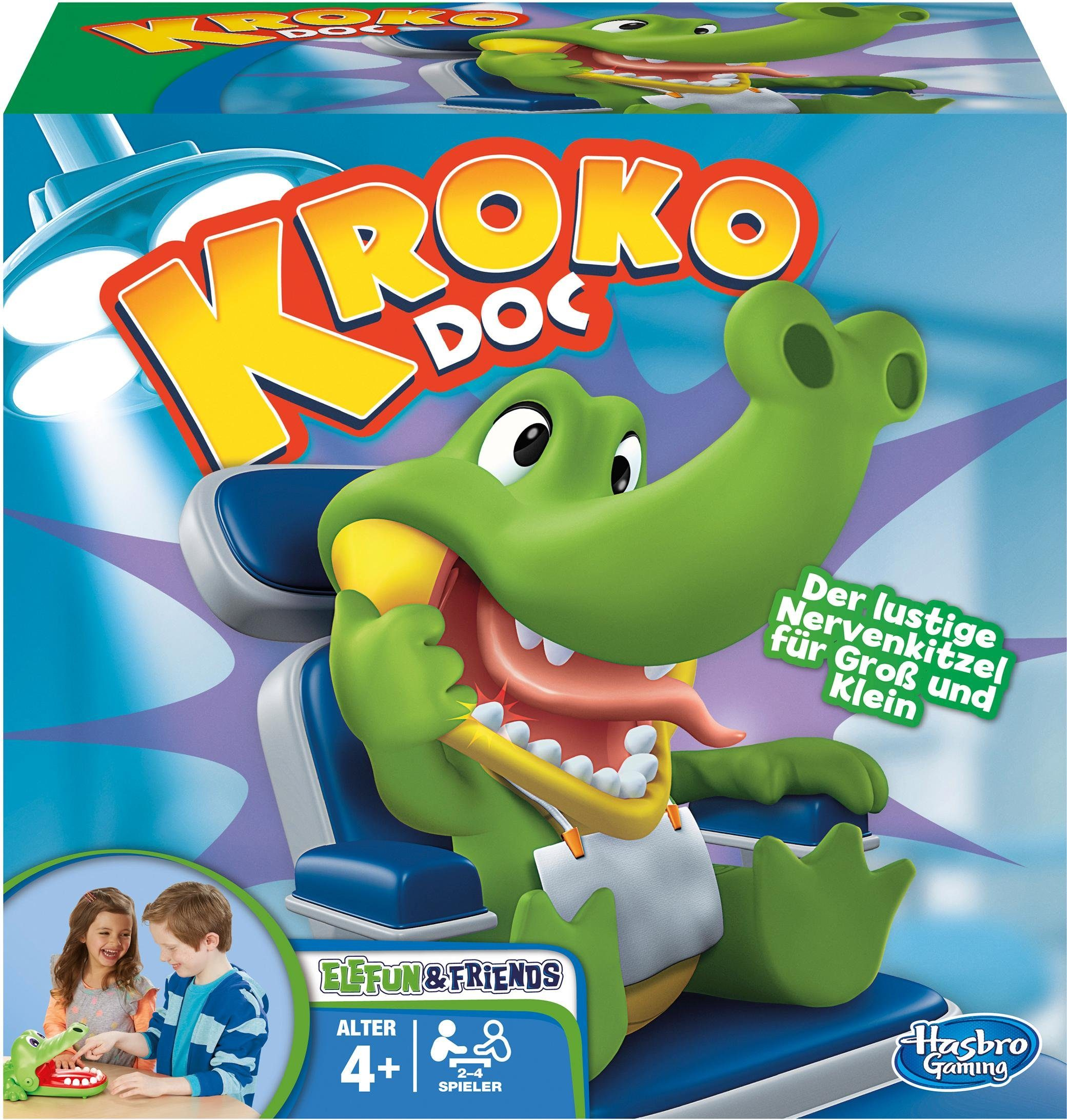 Hasbro Kinderspiel, »Kroko Doc«