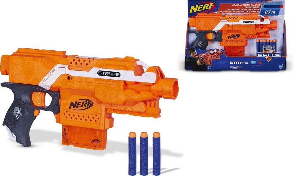 Hasbro Blaster,  Nerf N-Strike Elite Stryfe