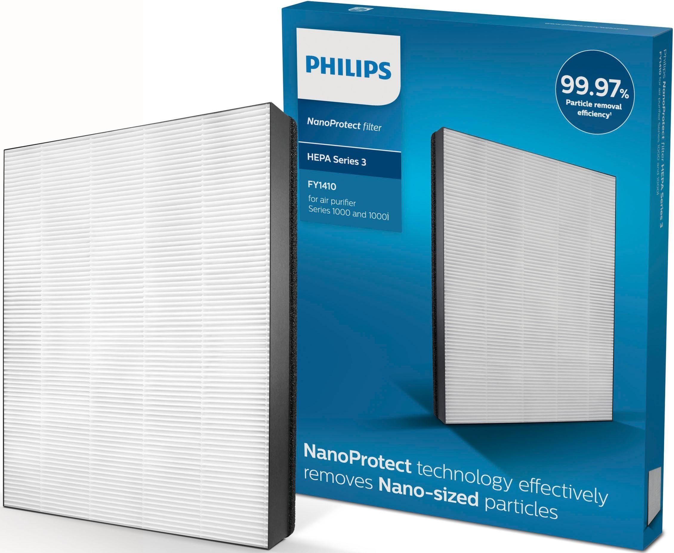 Philips NanoProtect Filter FY1410/30, für Luftreiniger Series 1000