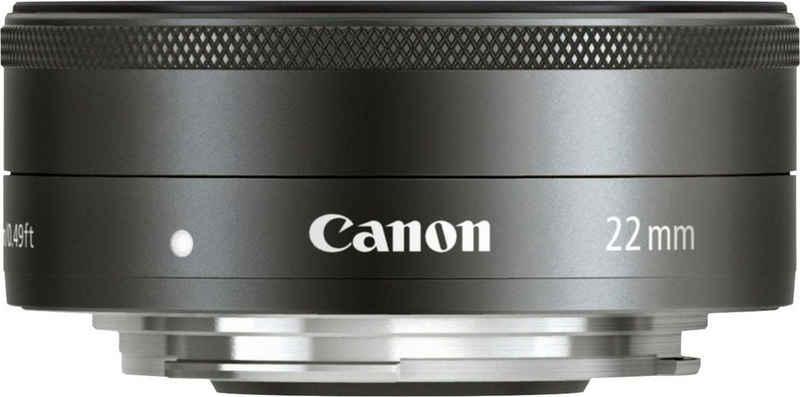 Canon »EF-M22MM F2 STM« Weitwinkelobjektiv