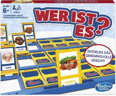 hasbro spiel wer ist es online kaufen otto. Black Bedroom Furniture Sets. Home Design Ideas