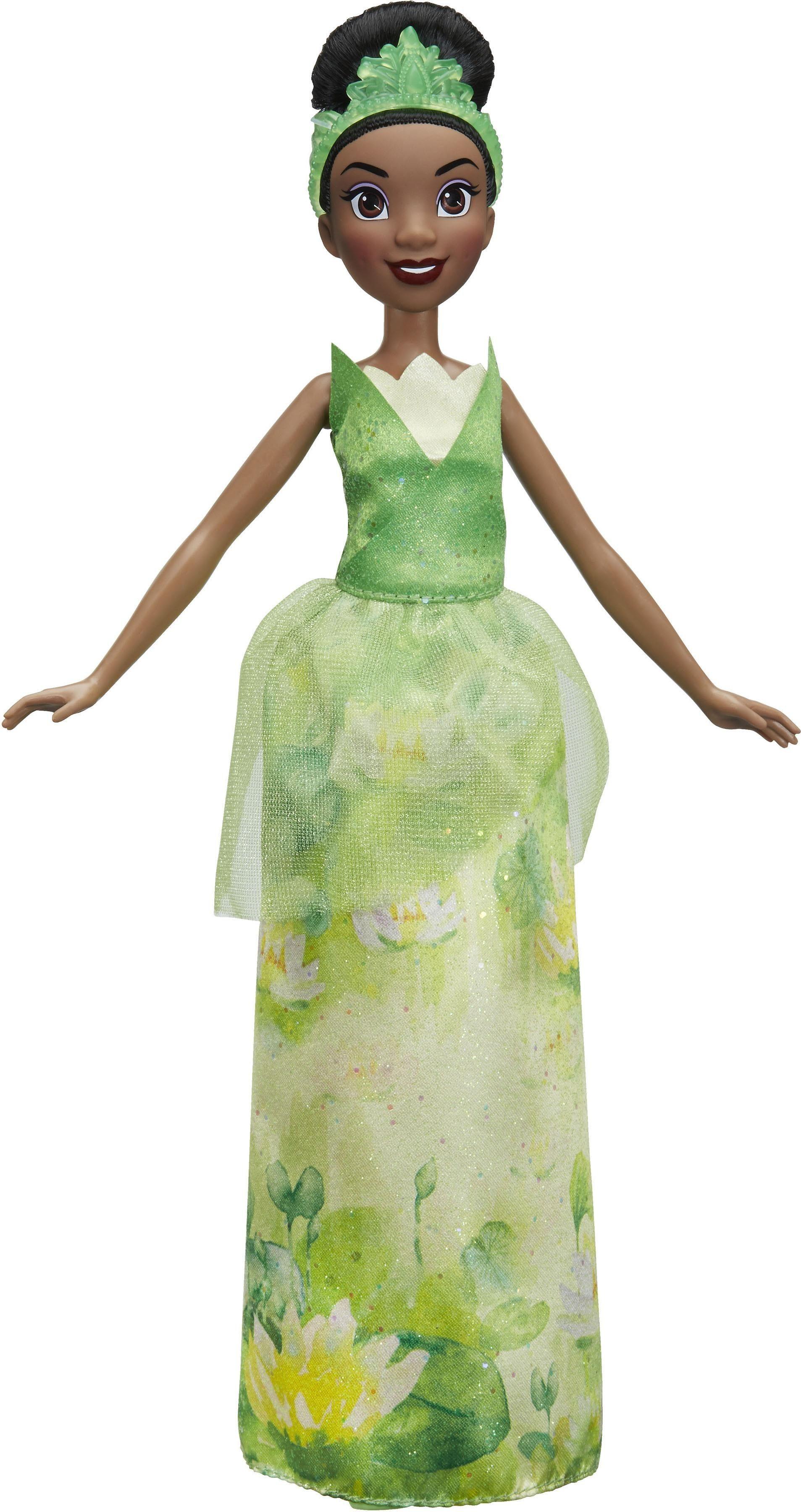 Hasbro Puppe, »Disney Prinzessin, Schimmerglanz Tiana«