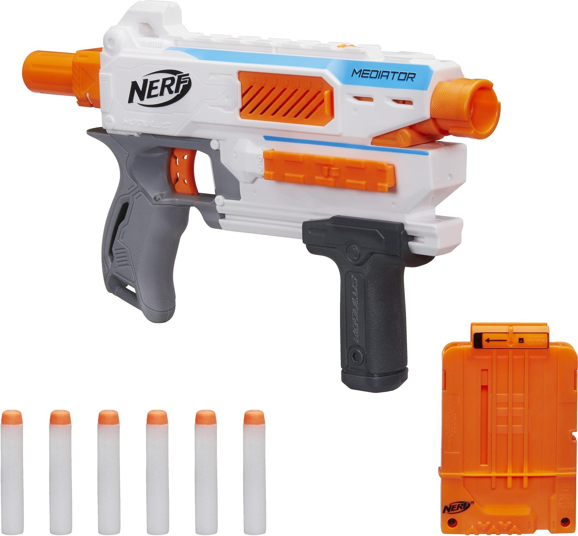 Hasbro Blaster, »Nerf N-Strike Modulus Mediator«