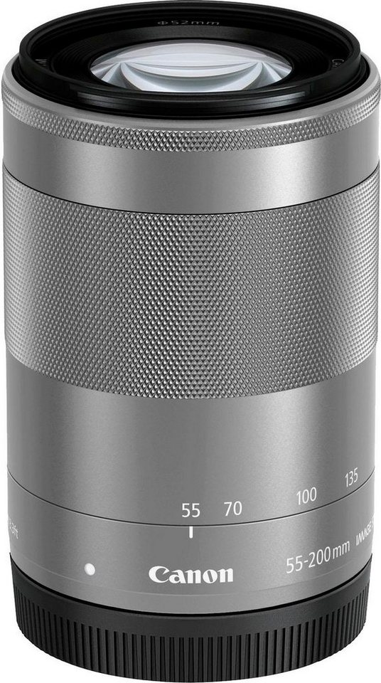 Objektive - Canon »EF M55 200MM F4.5 6.3 IS STM« Zoomobjektiv  - Onlineshop OTTO