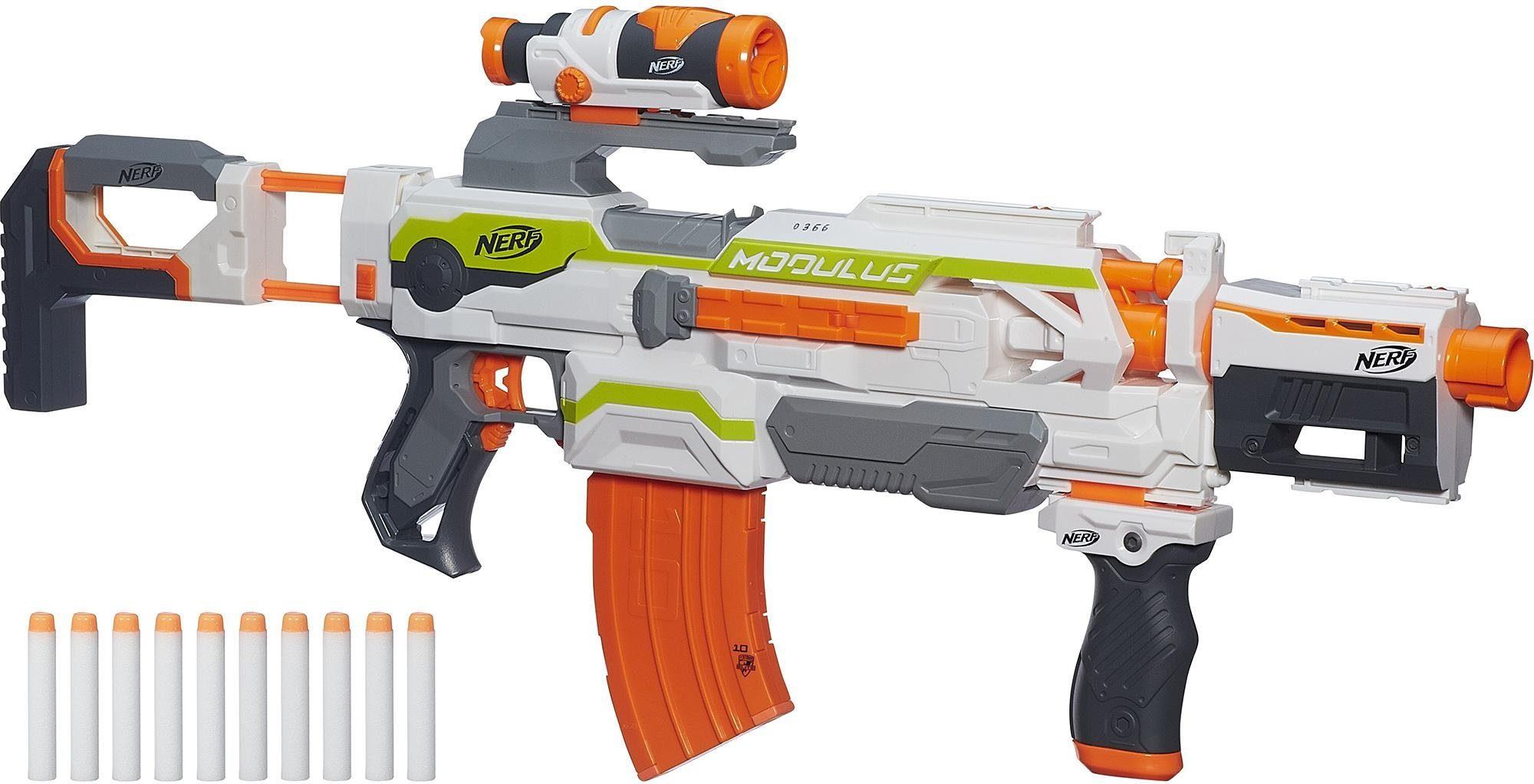 Hasbro Blaster, »Nerf N-Strike Modulus ECS-10«