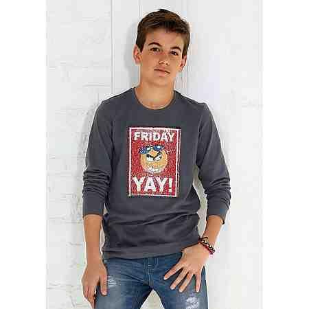 Teens (Gr. 128 - 182): Shirts: Sprücheshirts