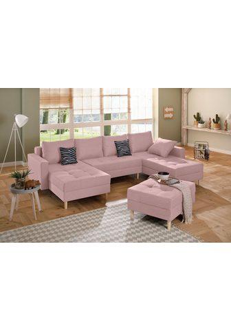 HOME AFFAIRE Sofa »Fabula«