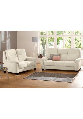 HOME AFFAIRE Dvivietė sofa + Trivietė sofa rinkinys...