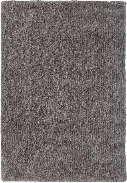 Hochflor-Teppich »Touch«| Barbara Becker| rechteckig| Höhe 27 mm| besonders weich durch Microfaser | Heimtextilien > Teppiche > Hochflorteppiche | Braun | Polyester | barbara becker