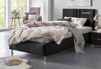 Metallbett 100x200  Bett 100x200 cm online kaufen » Bettgestell   OTTO
